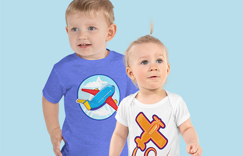 Kids, Youth and Babies Apparel Category
